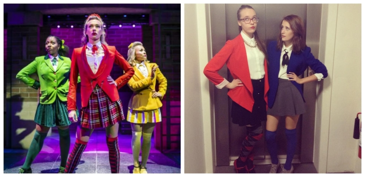 Heathers the Musical Fancy Dress Cosplay