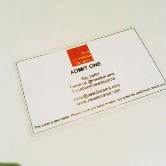 diorama-ticket