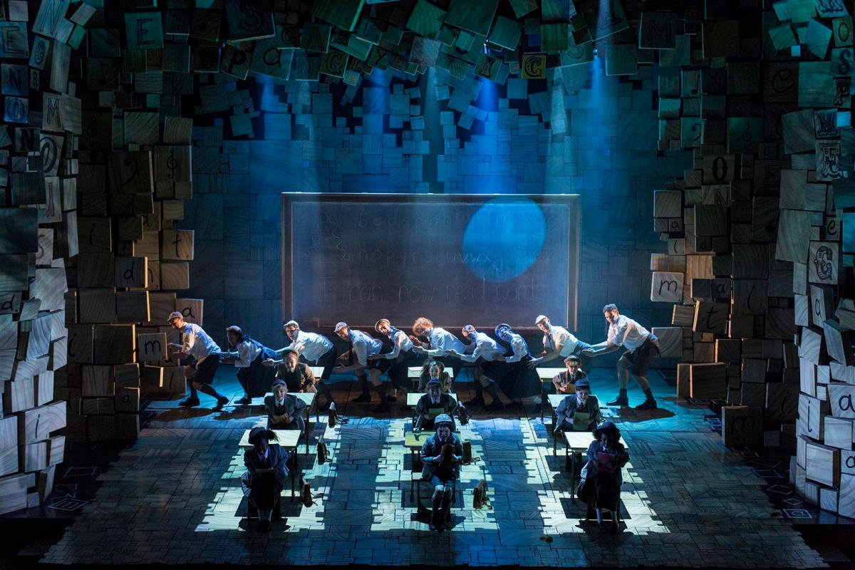 REVIEW: Matilda the Musical ★★★★★