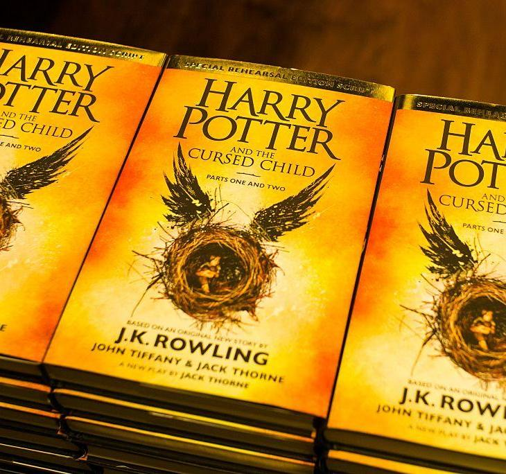 Harry Potter and the Cursed Child Books