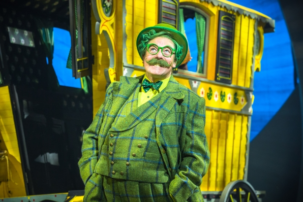The Wind in the Willows - Mr Toad (Rufus Hound) (c) Marc Brenner.jpg