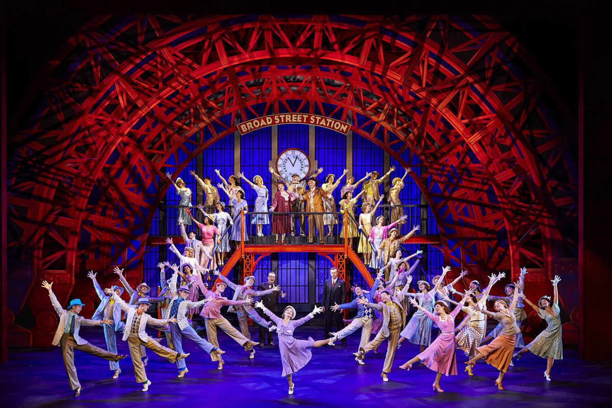 REVIEW: 42nd Street (Drury  Lane)