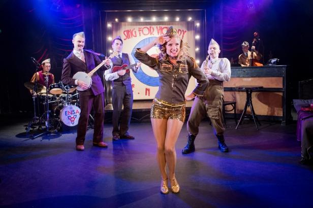 Sing For Victory! Nicholas Coutu-Langmead, Tamar Broadbent & Conor O'Kane in Miss Nightingale  Photo, Robert Workman.jpg