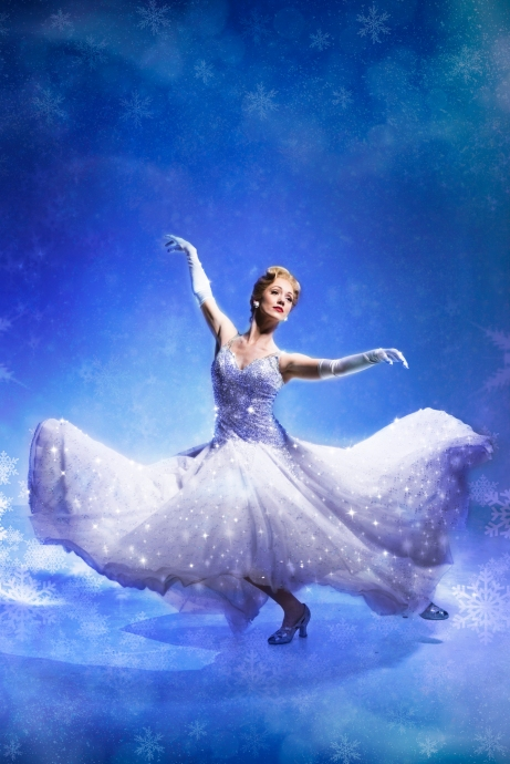 3. Matthew Bourne's CINDERELLA. Photo by Hugo Glendinning