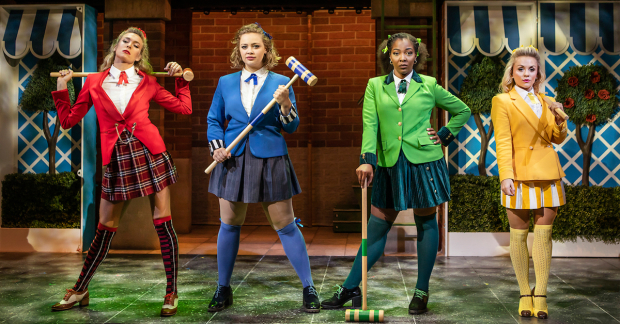 Heathers the Musical at The Other Palace London