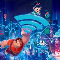 Wreck-It Ralph: Visualising the Internet