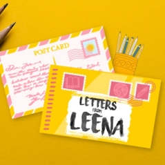 Letters from Leena logo