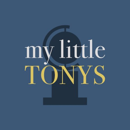 My Little Tonys podcast